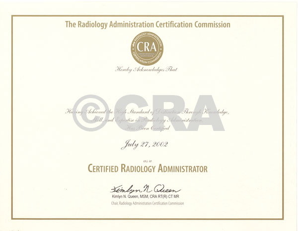 Cra Pins And Certificates